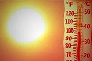 Запорожцев на выходных ожидает летняя жара