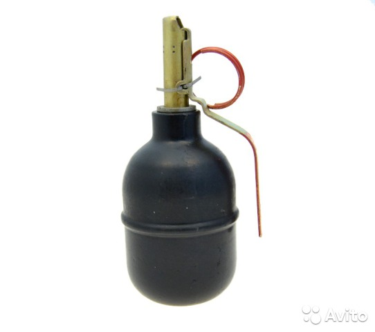 Во дворе школы в Бердянске нашли гранату