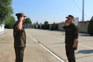 Нацгвардейцы, охраняющие Запорожскую атомную станцию, провели тренировочные сборы