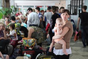 Россия умалчивает об украинских детях, вывезенных из зоны АТО