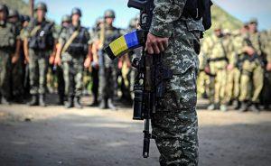 С участников АТО не будут брать военный сбор