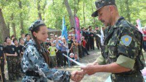 В украинские школы вернутся военруки