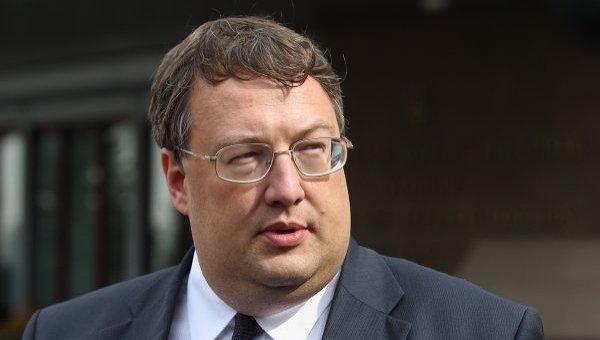 Геращенко подал в парламент  законопроект о запрете «георгиевской ленты»