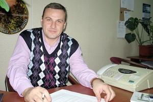 Депутат от партии Яценюка возглавил Бердянский район