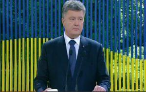 Порошенко публично ответил на предвыборное предложение Яценюка
