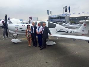 В Запорожье будут производить двигатели для австрийских самолетов