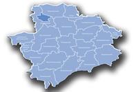 В Запорожской области составили рейтинг районов и городов