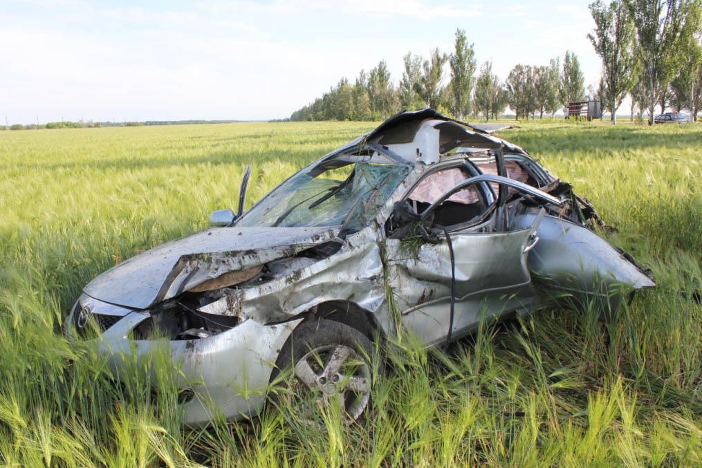 В ГАИ обнародовали подробности смертельного ДТП на запорожской трассе