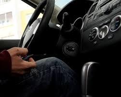 В Запорожской области угнали машину водителя «скорой помощи»