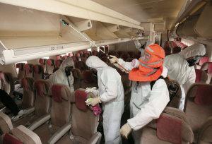 Количество жертв коронавируса в Южной Корее выросло до 27 человек