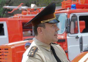 Запорожских спасателей в очередной раз официально возглавил Алексей Лепский