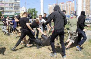 Марш равенства в Киеве: правозащитники  говорят о пятнадцати пострадавших