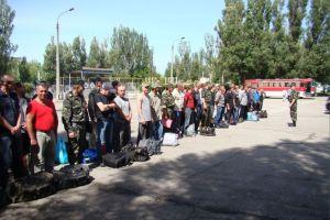 В Запорожской области военкоматы оформили дела на 195 уклонистов от службы в армии