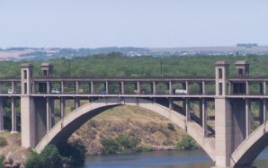 В субботу будет ограничено движение по мосту Преображенского