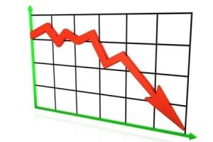 Итоги экономического развития  Украины за первый квартал: сплошные минусы