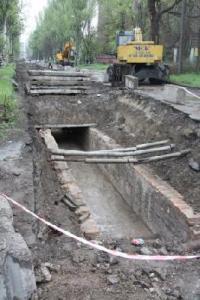 В Запорожье до конца июня будет перекрыт участок дороги в районе ул. Гагарина