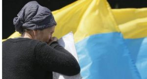Семьям погибших воинов АТО государство выплатило 679,7 млн. грн. одноразовой помощи