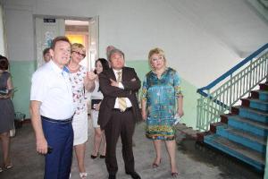 Сгоревшая запорожская школа не будет открыта к 1 сентября - мэр