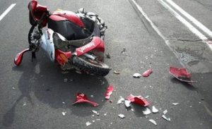 На выходных жертвами ДТП стали две женщины - водители скутеров