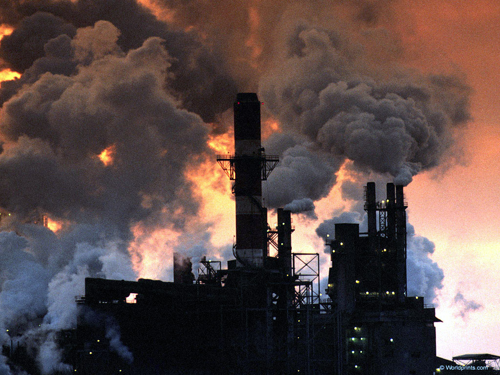 Статистика зафиксировала снижение выбросов в атмосферу Запорожской области
