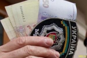 Жительница Запорожья хотела откупиться от следствия за три тысячи гривен