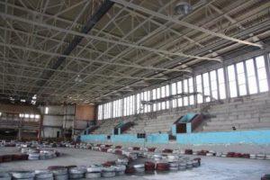 Приватизация Дворца спорта «Юность» отменяется