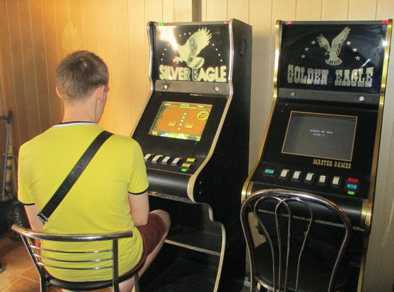 Запорожские милиционеры ликвидировали сразу несколько подпольных казино