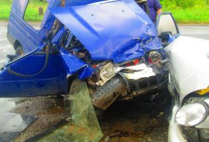 В ГАИ обнародовали фото смертельного ДТП на запорожской трассе, в котором пострадали 7 человек