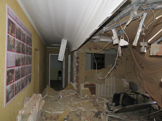 Ночной взрыв в Сумах квалифицируется как террористический акт