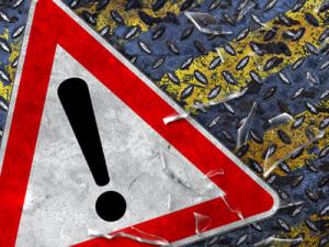 В Запорожье под колесами автобуса погиб пешеход