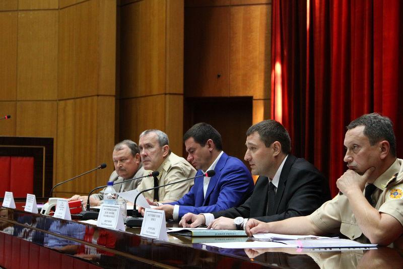 Запорожских чиновников проверят на готовность к чрезвычайным ситуациям