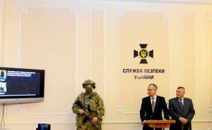 В СБУ обнародовали видео допроса задержанного российского офицера