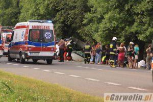 Причиной аварии украинского автобуса в Польше могло стать переутомление водителя
