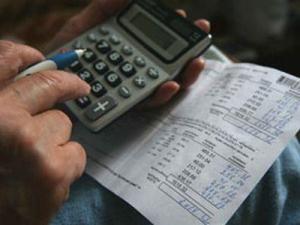 Украинцы пока не наращивают долгов за коммунальные услуги