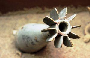 В Запорожской области нашли и обезвредили арсенал боеприпасов