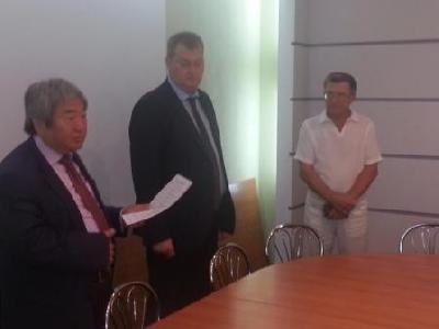 Син не послушал народного депутата и назначил начальником УКСа Черепаху