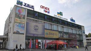 Запорожский аэропорт бьет рекорды