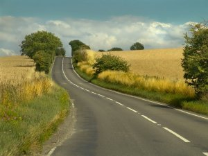 Запорожская область вошла в топ-5 регионов Украины с замедленными темпами строительства дорог