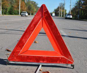 В Запорожье водитель насмерть сбил женщину и скрылся с места аварии - ФОТО
