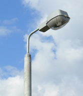 «Запорожгорсвет» восстанавливает освещение и зачищает рекламу