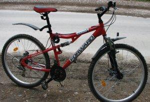 Житель курорта разыскал велосипед с помощью милиционеров