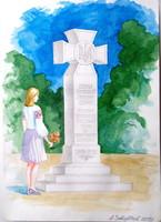 В Орехове обсуждают проект памятника погибшим бойцам АТО