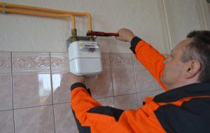 Запорожцам обещают установить бесплатные счетчики газа