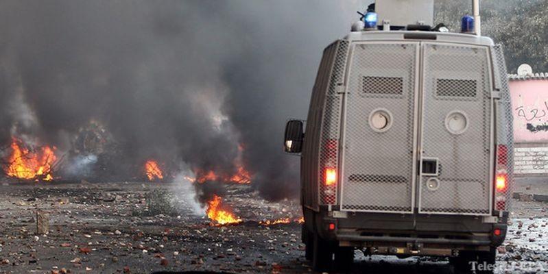 В Каире в центре города прогремел взрыв