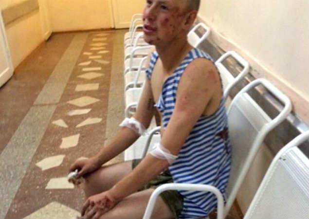 В Омске обрушилась казарма учебного центра ВДВ, погибли военнослужащие