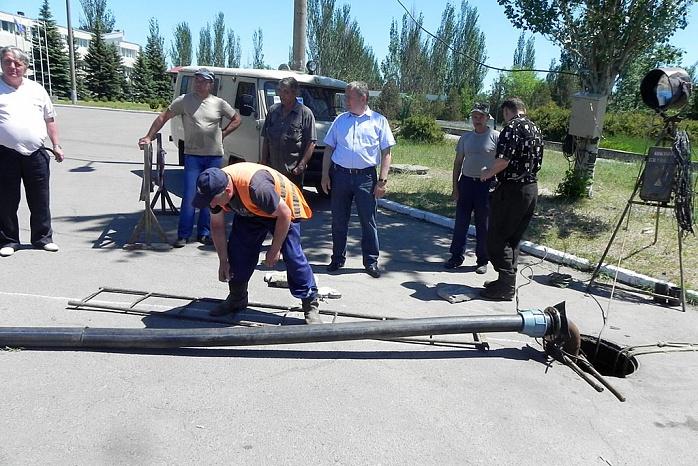 Область планирует выделить на ликвидацию коммунальной аварии в Бердянске 1,2 млн. грн.