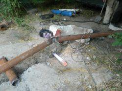 На месте аварии в Соловьиной роще закончено строительство камеры коллектора