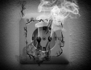 Пожилая женщина отравилась угарным газом