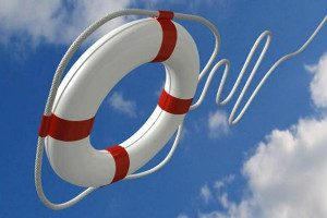 В Приазовском районе спасли мужчину, выпавшего из лодки