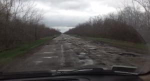 Запорожским дорожникам обещают 12 миллионов на латание районных путепроводов